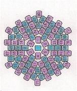 Top of needlecase