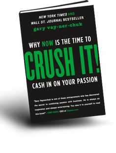 Gary Vaynerchuk has been a pioneer in the digital spaces and Crush It is the blueprint for how he did it. This is a practical book focused on helping business better understand the opportunities that social media brings to them...