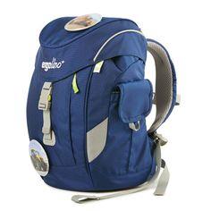 Ergolino Plus Vorschulrucksack Blau Schniekobello 301 blau: Amazon.de: Koffer, Rucksäcke & Taschen
