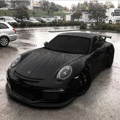 "Gefällt 6,802 Mal, 33 Kommentare - Cars | Supercars | Motors (@217mph) auf Instagram: ""Murdered out Porsche 