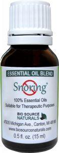 No Snoring Essential Oil Blend