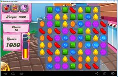Candy Crush Saga with BlueStacks http://playonpc.net/app/candy-crush-saga/   #CandyCrush, #BlueStacks, #games