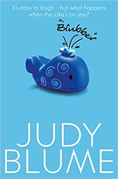 Buy Blubber by Judy Blume at Mighty Ape NZ. Blubber is a thick layer of fat that lies under the skin and over the muscles of whales . Love Book, This Book, Latest Books, Got Books, What To Read, Book Photography, Free Reading, Free Books, Book Lovers