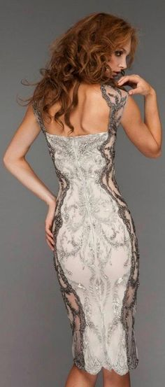 Stylish Grey Dress