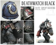 Scythes Deathwatch Marines