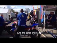 Our sponsored racer, Jordan Gilbert, takes us behind the scenes at Oulton Park #motorcycle #racing #BSB