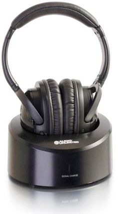 Audio Unlimited SPK 9110 RF 900 MHz Wireless Headphones