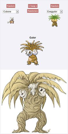 43 Pokemon Mash-Ups That Are Better Than The Real Thing