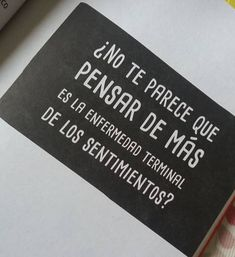 Sad Quotes, Book Quotes, Life Quotes, Inspirational Phrases, Motivational Phrases, Spanish Quotes, Some Words, Sentences, Quotations