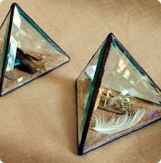 prisms...Had one as a kid and loved it....need to find another :)