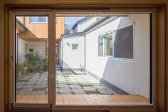 3대가 함께 살아가는 집   1boon Tiny House, Concept, Windows, Home, Ad Home, Tiny Houses, Homes, Haus, Ramen