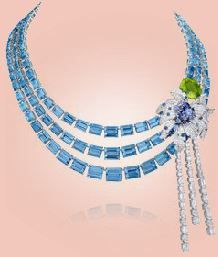 Van Cleef & Arpels Pacific Grove Necklace; California Reverie collection