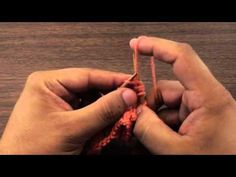 How to Knit the Popcorn Stitch