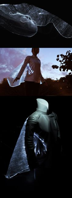 NIGHT RIDERS - bike jacket by Anastasia Radevich  I would wear this... I would mod it for TRF and just wear it for fun cause wow
