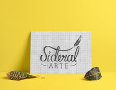 """Check out new work on my @Behance portfolio: """"Sideral logo"""" http://be.net/gallery/54266475/Sideral-logo"""