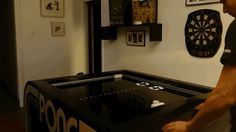 Real-world 'Pong' might just beat the video game