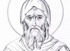 Orthodox Icons, Drawing S, Coloring Pages, Oriental, Saints, Objects, Paintings, Cartoon, Image