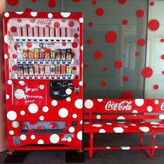 Coca-Cola X Yayoi Kusama