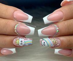 Nail Spa, Thalia, Nail Arts, Manicures, Nail Designs, Make Up, Pretty, Beauty, Elegant Nails