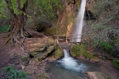 Ripaljka waterfall on Gradasnica River,Ozren Mountain,near Sokobanja Spa