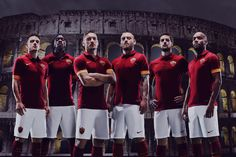 AS+Roma+14-15+Home+Kit+(1).jpg 1,600×1,066 pixels