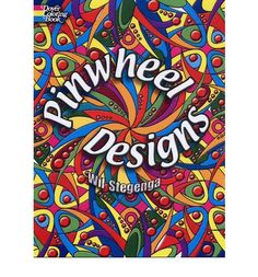 It's easy to create brilliant kaleidoscopes of color! Thirty spinning, streaming pinwheel designs offer an explosion of eye-catching shapes that literally leap off the page. Each unique illustration offers endless opportunities for customized coloring.