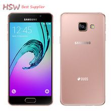 Hot Sale Smartphone Original Samsung Galaxy A3 A3000 Quad-Core Android 4.4 OS 4.5 Inch 8GB ROM 4G 8.0MP Camera Cell Phone //Price: $US $136.58 & FREE Shipping //     #freeshipping
