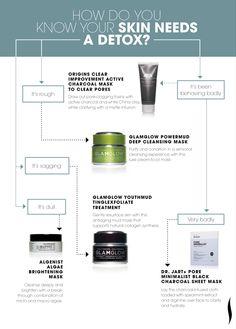 How do you know your skin needs a detox?   #skinstant #Sephora