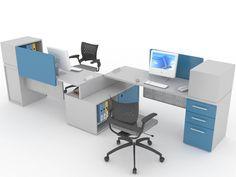 81 mejores imágenes de Sistemas modulares para oficina : Ideas ...