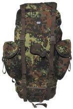Bundeswehr Kampfrucksack, Groß 65 Liter Cordura nur € 79,95 inkl. MwSt. zzgl. Versand