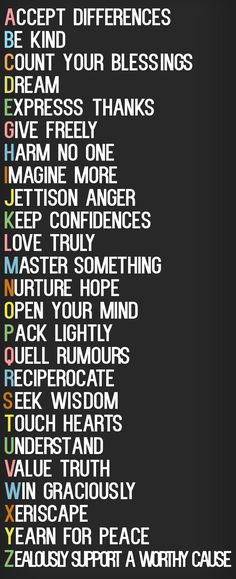 Good Night Quotes : Accept differences Be kind Count your blessings Dream Express thanks Give freely. - Quotes Sayings Great Quotes, Quotes To Live By, Me Quotes, Motivational Quotes, Inspirational Quotes, Daily Quotes, Night Quotes, Wisdom Quotes, Days Of A Week
