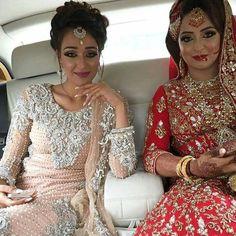 Simple make over Lehenga Wedding, Pakistani Wedding Outfits, Pakistani Bridal, Pakistani Dresses, Indian Dresses, Indian Outfits, Hijabi Wedding, 15 Dresses, Bridal Dresses