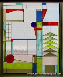 frank lloyd wright window designs