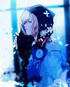 Yurio…simplemente es hermoso