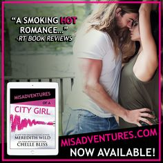 "NOW AVAILABLE EVERYWHERE... ""A smoking hot romance… The chemistry between Luke and Madison is electric, and the sex scenes are scorching hot."" –RT Book Reviews"