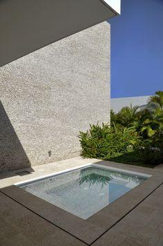 Rajuela House   Muñoz Arquitectos Spa. Pinned to Pool Design by Darin Bradbury.