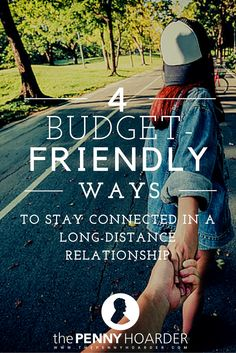 In a long-distance relationship, seeing each other regularly can be pricy. These tips will help you save money and still feel close to one another. - The Penny Hoarder http://www.thepennyhoarder.com/budget-friendly-long-distance-relationship/