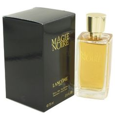 Magie Noire Perfume by Lancome, oz Eau De Toilette Spray for Women Perfume And Cologne, Best Perfume, Perfume Bottles, Magie Noire Lancome, Cristian Dior, Discount Perfume, Perfume Making, Black Magic, Body Lotion