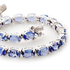 Tanzanite is celebrated for its rarity and beauty. It's a great choice for showing someone how much they mean to you.