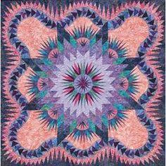 Dragon Star Quilting Pattern - Judy Niemeyer