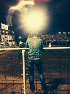 #rodeo #fridaynightlights #MeganShimanek