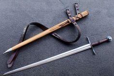 Nice XIIIA!!! VA prescot medieval bastard sword.