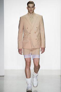 Calvin Klein Collection Spring 2015 Menswear Collection - Vogue