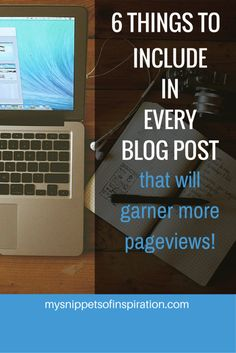 If you begin including these 6 things in your blogposts, YOU WILL SEE an increase in page views, traffic, and ultimately income! OK, but I can't figure out HOW to make headlines or change the color of text in my posts! There is no formatting option for that! :(