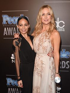 Nicole Richie Photos: The PEOPLE Magazine Awards - Press Room