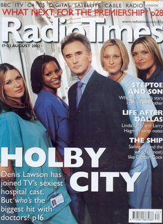 Radio Times Cover 2002-08-17