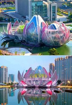 Passionate about architecture?, These Modern Architecture destinations are made . - Passionate about architecture, these Modern Architecture destinations are made for you - Architecture Unique, Futuristic Architecture, Landscape Architecture, Chinese Architecture, Architecture Artists, Architecture Student, House Architecture, Singapore Architecture, Unusual Buildings