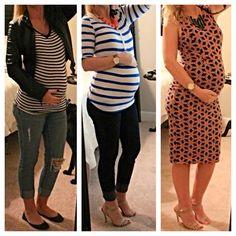 Weeks 24-30 Pregnancy Fashion