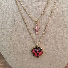 Necklace Betsey Johnson ❤️ Necklace Betsey Johnson ❤️ Betsey Johnson Jewelry Necklaces