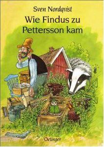 Ein alter Mann und sein kleiner Kater: herzzerreißend und schwedisch http://www.babys-und-schlaf.de/2011/08/findus-und-pettersson-sven-nordqvist/ $12
